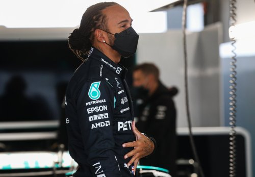 Hamilton denies Norris a maiden victory in frantic wet conclusion to the Russian Grand Prix