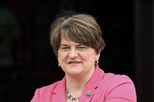 GB News hires former DUP leader Arlene Foster as political commentator