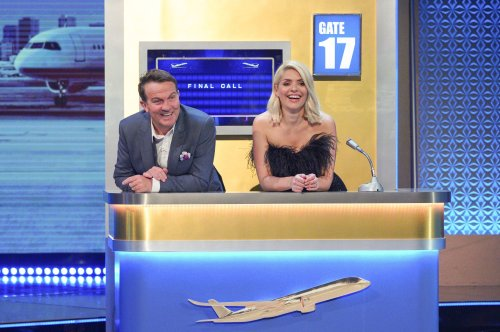 Take Off with Bradley & Holly is - like a free trip to Las Vegas - excessive and overblown