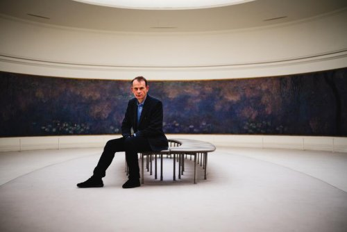 It was a joy to be back in a gallery for Great Paintings of the World with Andrew Marr