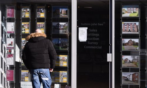 A rise in interest rates is unlikely to lower house prices but will hurt young people's incomes