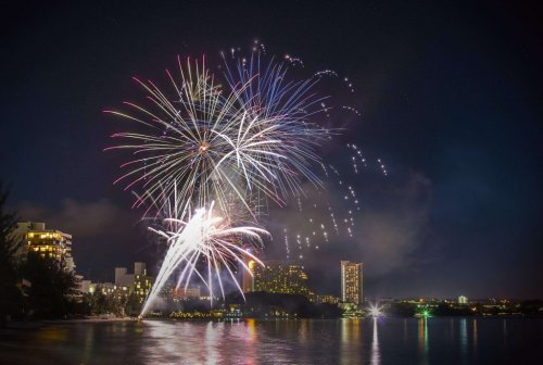 New Year's Eve Without Fireworks: Guam Fire Department