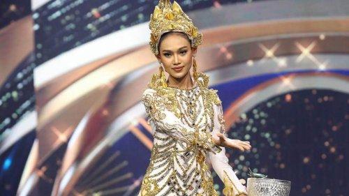 Myanmar Contestant, Han Lay Pleads International Aid!
