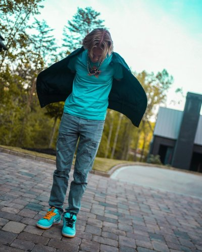 SOS LO Drops Heat With Trippie Redd and Chris King and Then Talks About His Music Process