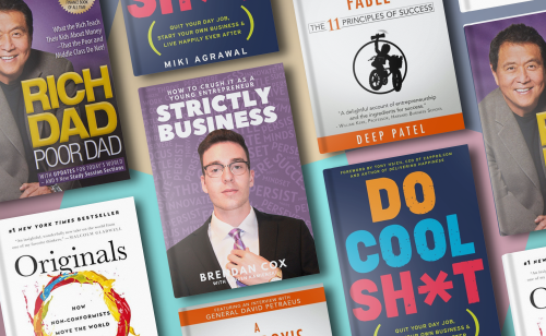 5 Best Books for Young Entrepreneurs