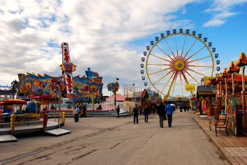 Top 8 Amusement Parks to Visit