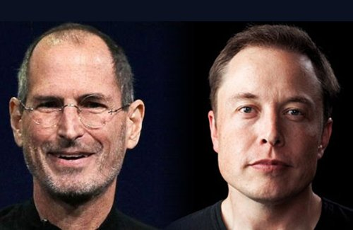Finding Ultimate Success According to Elon Musk and Steve Jobs