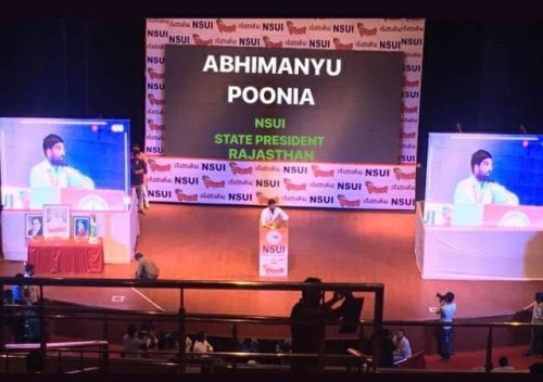 Abhimanyu Poonia: Emerging Youth Leader, Making a Real Change In the Country