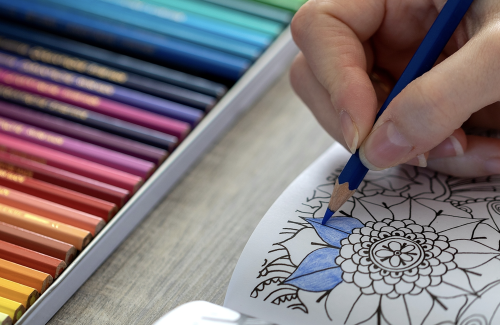 7 Amazing Health Benefits of Coloring for Adults