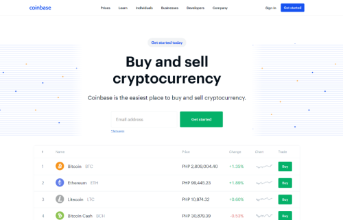 14 Coinbase Alternatives for You To Check Out