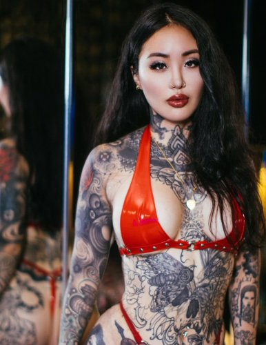 Leading Tattoo Artist Alisha Gory On The Importance Of Bouncing Back From Failure