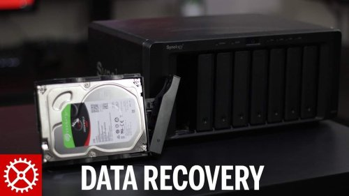 Synology Data Recovery Service, A Short Guide