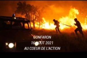 Var : les pompiers au cœur du brasier