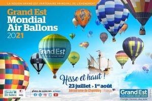 Mondial Air Ballons : Envol de la 17è édition