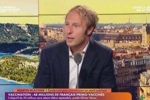 Martin Blachier : » Le pass sanitaire est une hérésie»