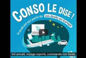 Le CEC France lance son podcast «Conso le dise !»