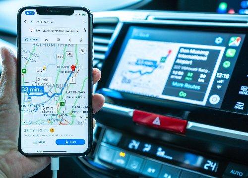 Come si condivide la posizione con Google Maps?