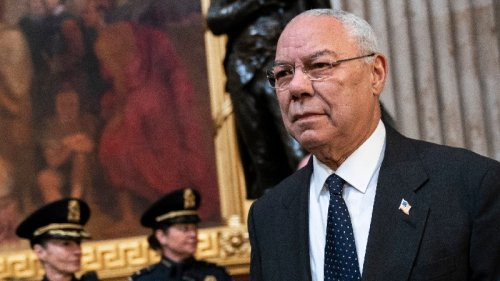 """""""Fully Vaccinated"""" Colin Powell Dies From Covid Complications"""