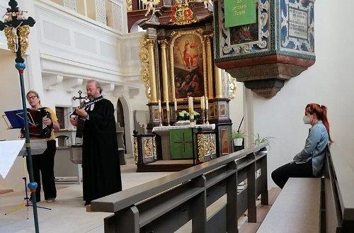 Winzergottesdienst in Prichsenstadt