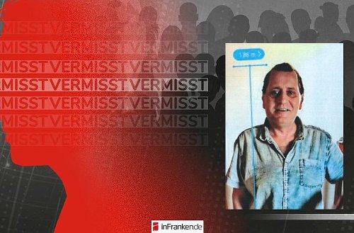 Elsenfeld: Auf dem Weg nach Hause spurlos verschwunden: 49-Jähriger vermisst