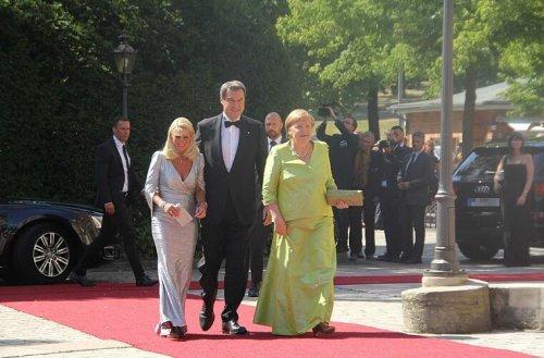 Bayreuther Festspiele: Angela Merkel wieder zu Gast bei Premiere - das ist anders