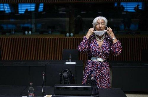 Lagarde hält geldpolitische Unterstützung für weiter nötig