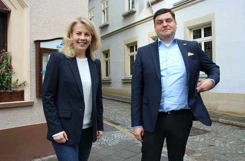 Prominenter Besuch bei der FDP in Coburg