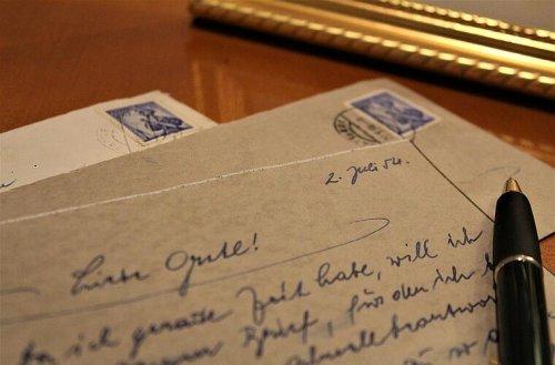 Brief aus vorletztem Jahrhundert bringt bei Auktion 54.000 Euro