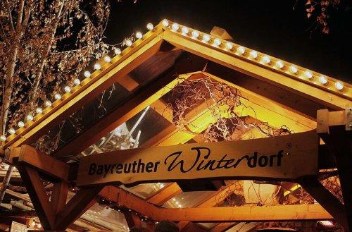 Winterdorf Bayreuth öffnet am Freitag - folgende Corona-Regeln gelten