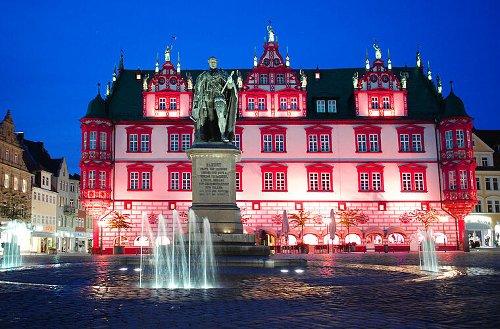 """Coburg: Alarmstufe Rot - Am Dienstag ist die """"Night of the light"""""""