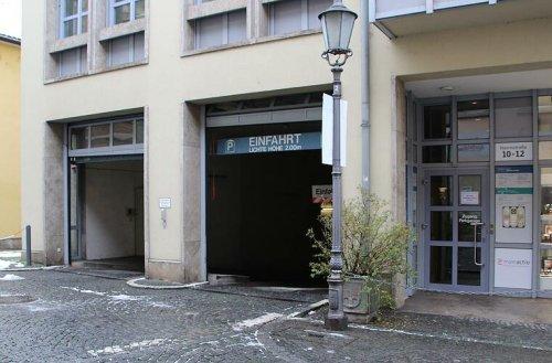 Parkgarage Kitzingen: Gibt es doch noch Hoffnung?