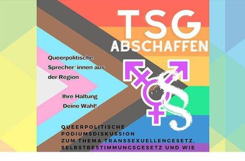 """""""Atmet sehr dunklen Geist"""": Podiumsdiskussion am Staatstheater Nürnberg über das Transsexuellengesetz"""