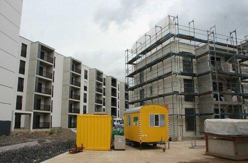 """""""Coburgs größtes Wimmelbild"""" in den Startlöchern: neuer Stadtteil mit 167 Wohnungen wird bereits bezogen"""