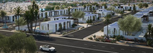 World's first 3D-printed neighborhood planned for Rancho Mirage, California
