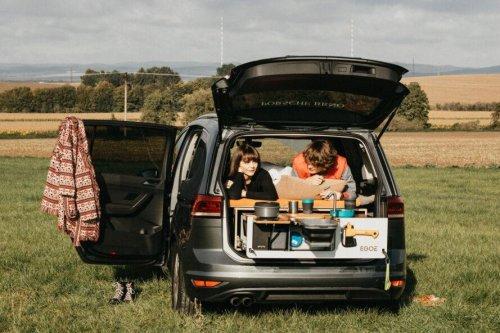 Nestbox turns regular SUVs into camper vans