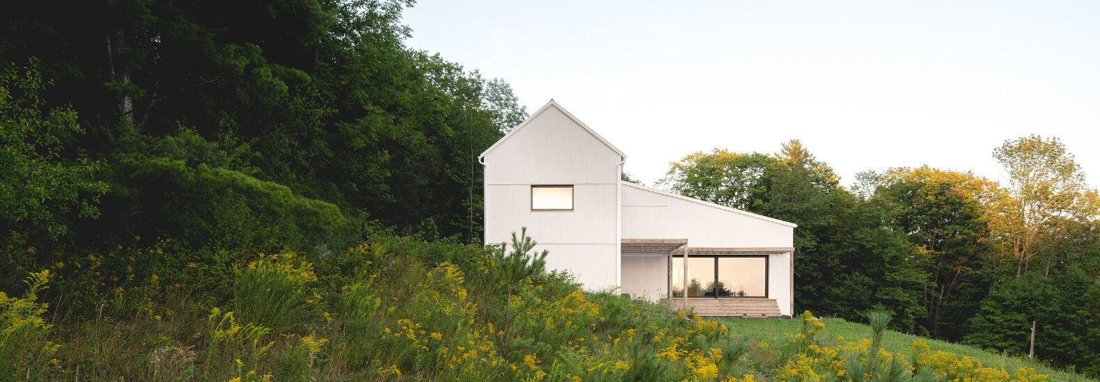 Explore the Saltbox Passive House's sweet sustainable design