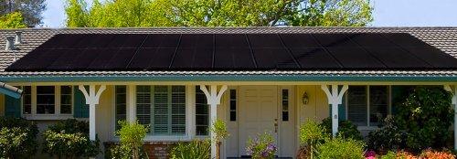 All-black solar panel achieves groundbreaking 19.4% efficiency