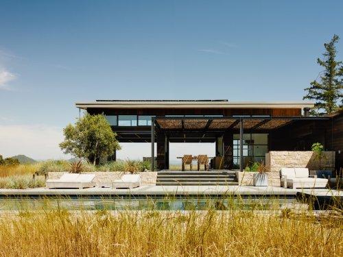 Healdsburg House by Feldman Architecture