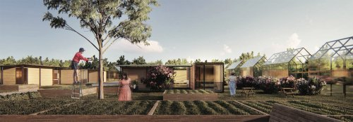 ARCspace's prefab homes are a quick and sustainable housing solution