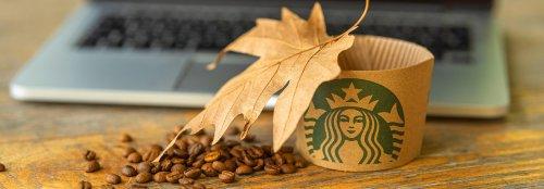 Enjoy these delicious hot vegan Starbucks drinks this fall