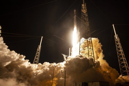 SpaceX launches resupply mission to ISS after several delays