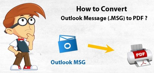 Learn How to Import Multiple MSG Files to PDF File?