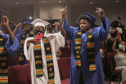 Four years ago, Philly opened a new kind of high school. How did Vaux fare?