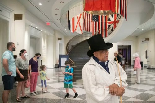 Philly's American Revolution Museum elevates Black historical voices this summer