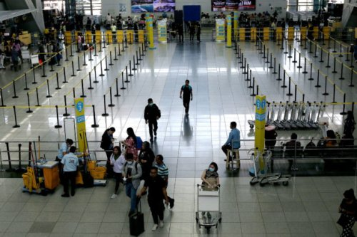 PH imposes travel restriction on 9 areas under 'red list' starting Sept. 12