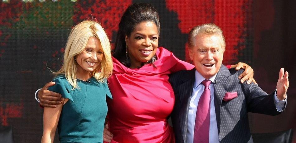Nude oprah winfrey Gayle King
