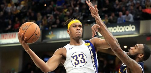 NBA Rumors: Myles Turner & TJ Warren Could Be Traded To Warriors For Andrew Wiggins, Kevon Looney & No. 2 Pick