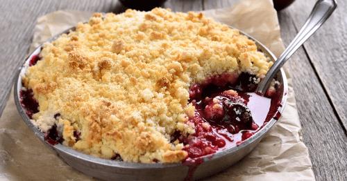 20 Best Plum Desserts