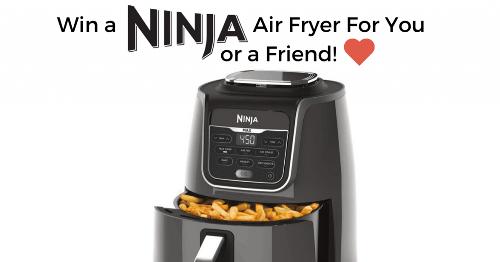 Ninja Air Fryer Giveaway