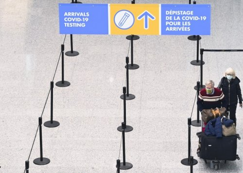 Government warns 7 more flights with COVID-19 landed at Pearson Airport in Mississauga